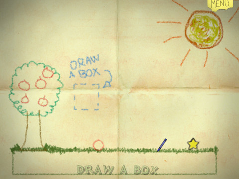 Crayon Physics Deluxe for iPad