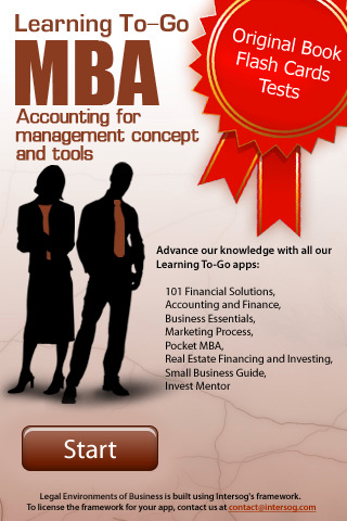 Accounting for Management: business education for professionals business education teks
