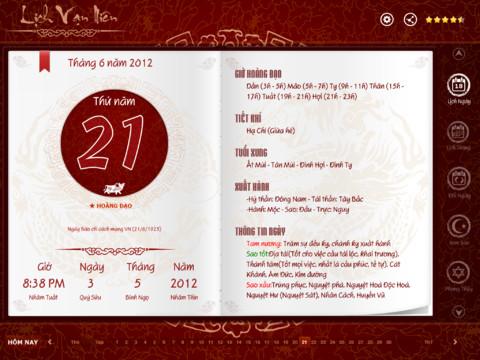 Lich Van Nien - Xem Tu Vi Boi Toan Phong Thuy 2.5