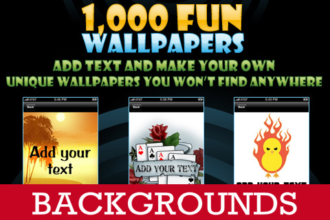 Awesome Wallpaper Backgrounds on 1 000 Fun Wallpapers   Awesome Backgrounds 1 6 App For Ipad  Iphone