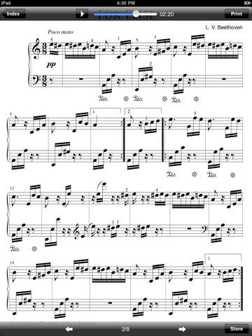 Bella's lullaby piano