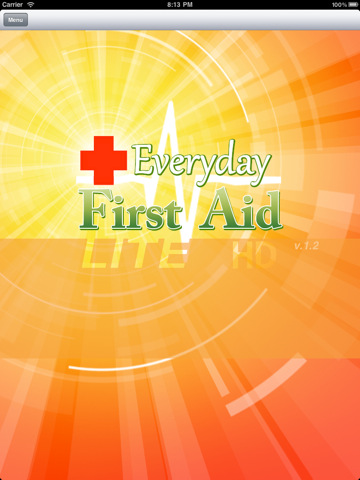 everyday first aid hd lite healthcare fitness. Black Bedroom Furniture Sets. Home Design Ideas