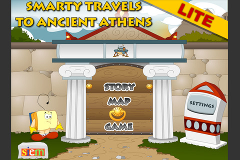 Smarty travels to ancient Athens ancient athens culture