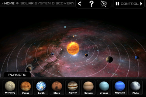 solar system discovery education - photo #6