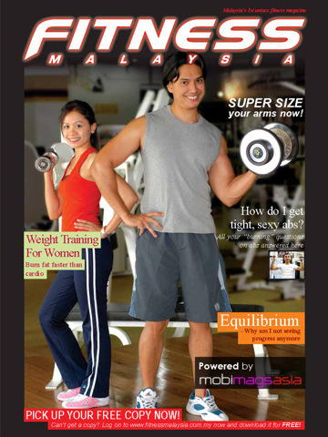 Fitness Malaysia Magazine local fitness gyms