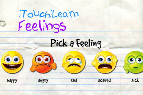Publisher s description itouchilearn feelings for preschool kids 1 8
