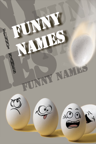Funny Names Of Real People old people names