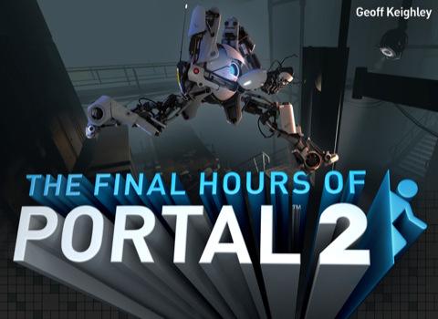 portal 2 wallpaper ipad. The Final Hours of Portal 2