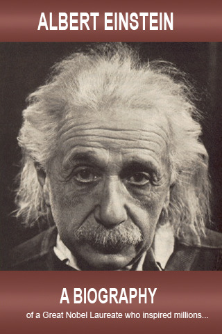 A biography of albert einstein and his work