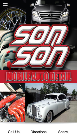 Son Son Mobile Auto Detail inappropriate mother son touching
