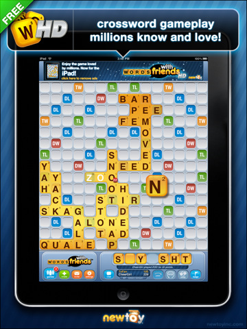 Words With Friends HD Free
