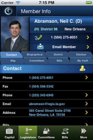 LGS - Louisiana Legislative Guide 2012