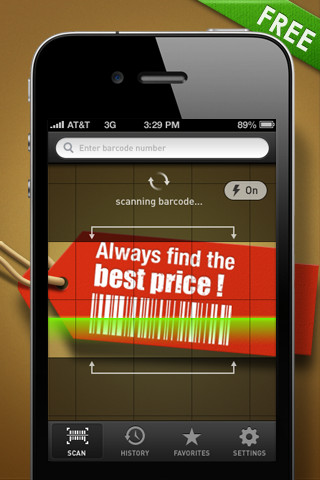 Quick Scan - Barcode Scanner & Best Shopping Companion