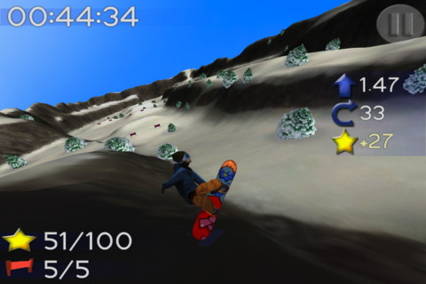 Big Mountain Snowboarding Lite 1.22.1