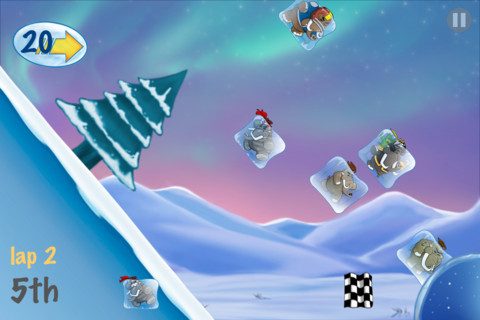 Cool Race by Top Free Games
