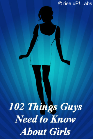 102 Things Guys Need to Know About Girls tunisianet