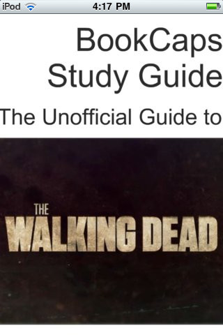 The Walking Dead Companion App 1.0