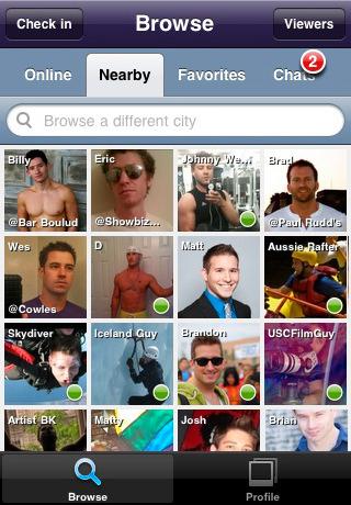 Beste gay dating-app op iphone