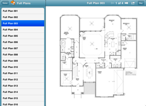 Square Foot Floor Plans Hd App For Ipad Iphone