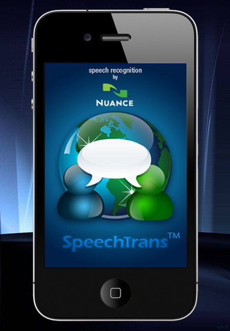 SpeechTrans Messenger for Facebook powered by Nuance