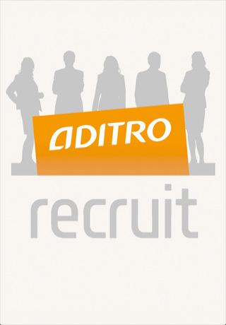 aditro recruit app