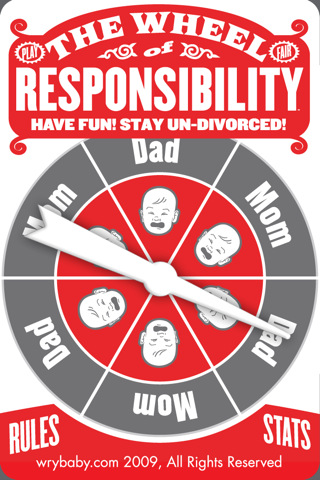 The Baby Wheel of Responsibility hgtv shows