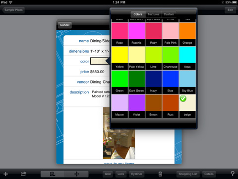 Home Space Planning Design Mark On Call HD App For IPad AppColt