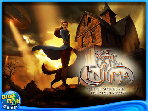 Age of Enigma: The Secret of the 6th Ghost HD 1.0.0