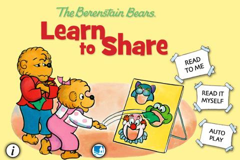 The Berenstain Bears Learn to Share | Bookshare