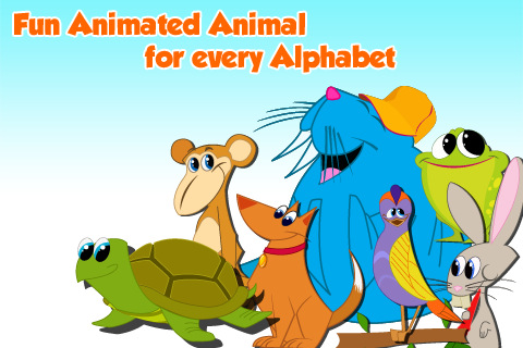 Learning ABC Phonetics with Fun Animal Sounds 1.0