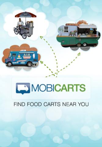 Food Cart Finder - Mobicarts nicaraguan food