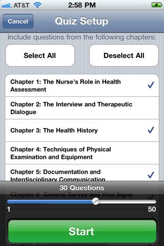 Nursing Health Assessment Q&A, by Jensen