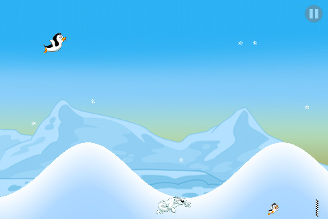 Racing Penguin, Flying Free - by Top Free Games - Best Apps