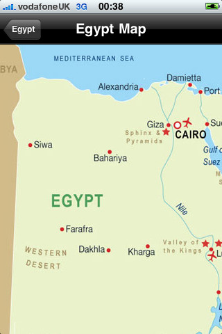 Backpackers Guide to North Africa and the Middle East population of middle africa