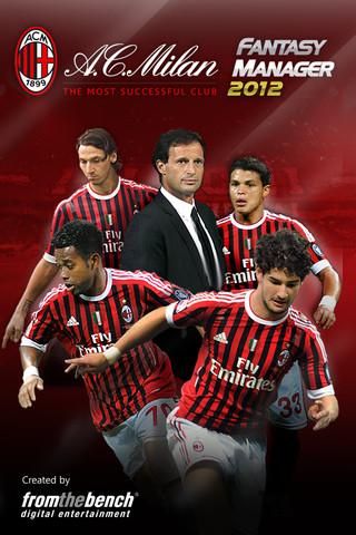 AC MILAN Fantasy Manager 2012