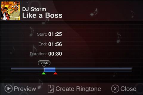 Best Ringtone Maker - Create free ringtones from your music create music website free