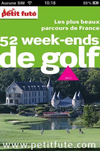 52 Week-Ends de Golf - Petit Futé - Voyage de Tourisme golf season ends