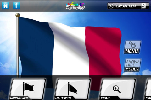 My Flag App FR - The Most Amazing Flag of France quebec flag