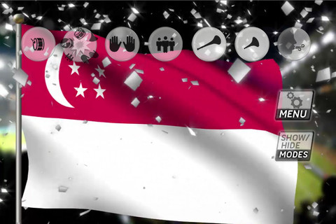 My Flag App SG - The Most Amazing Flag of Singapore andalucia flag