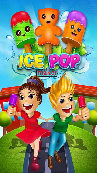 Ice Pop Fun Maker Pro by Fun Free Kids Games games fun