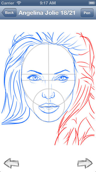 How to Draw: Celebrities FREE for iPad 1.0