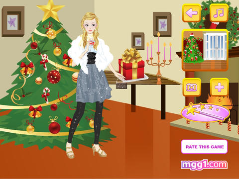 New Year Party Girl Dress Up 1.0.0 App for iPad, iPhone - Games - app ...