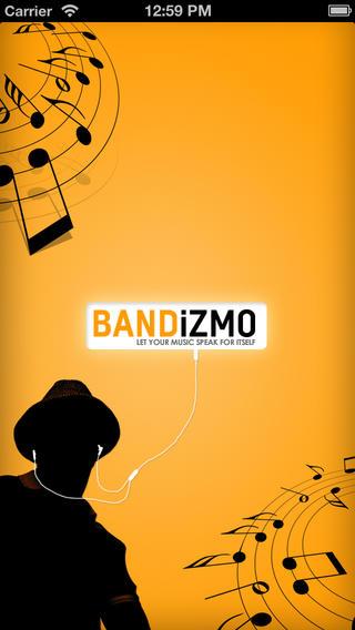 BANDiZMO create music website free