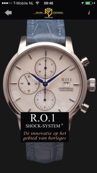 R.O.1 watches watches