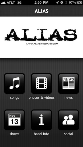 ALIAS - Official App