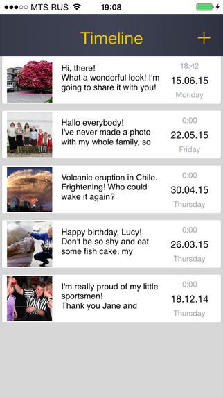 Blogger Creed Diary PRO blogger