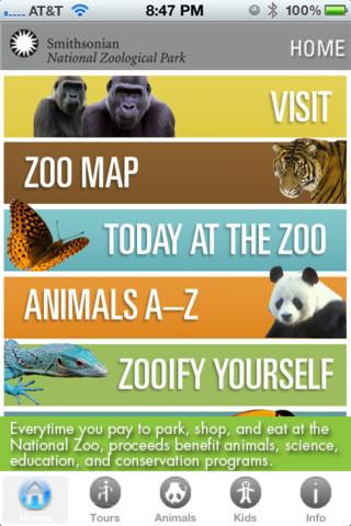 Smithsonian`s National Zoo smithsonian museum
