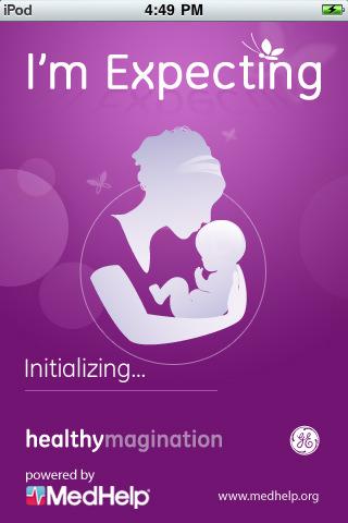 I'm Expecting - Pregnancy App