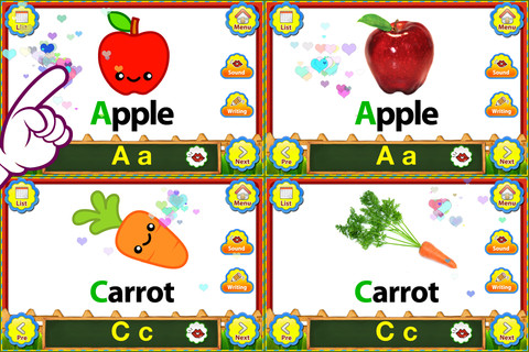 Download popoya fruits vegetables flashcards lite iphone ipad ios