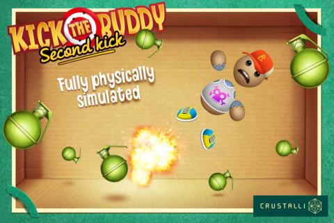 Kick the Buddy: Second Kick Free